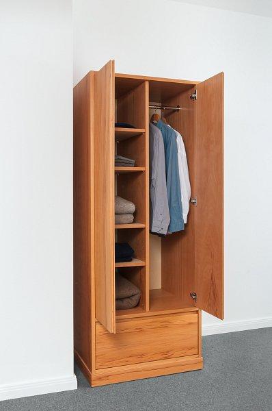 kleiner kleiderschrank. Black Bedroom Furniture Sets. Home Design Ideas