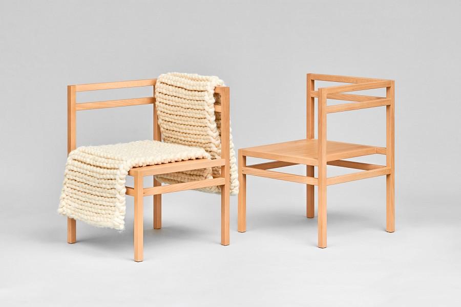 Sessel Kleiner Lenz | Massivholzmöbel in Serie